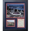 Legends Never Die St. Louis Cardinals - Old Aerial Framed Photo Collage