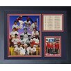 Legends Never Die St. Louis Cardinals - Retired Numbers Framed Photo Collage