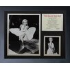 Legends Never Die Marilyn Monroe - Seven Year Itch Framed Photo Collage