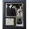 <strong>The Beatles - London Palladium B&W Framed Photo Collage</strong> by Legends Never Die