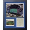Legends Never Die Kansas City Royals - Kauffman Stadium Old Framed Photo Collage