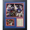 Legends Never Die New York Giants 2007 Champs Framed Photo Collage