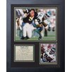 Legends Never Die Philadelphia Eagles Reggie White Framed Photo Collage