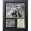 Legends Never Die Adventures of Superman Framed Memorabilia