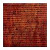 Artist Lane Burnt Orange Grid 1 by Katherine Boland Painting Print on Canvas