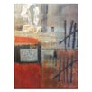 Artist Lane Time and Again #4 by Katherine Boland Painting Print on Canvas