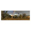 Artist Lane Nowhere over the Rainbow by Andrew Brown Photographic Print on Canvas