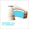 "Vinyl Products Discovery Water 1000 9""  Waterbed Mattress"