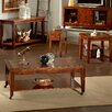 Brady Furniture Industries Logan Square Coffee Table Set