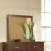 Brady Furniture Industries Ferndale Rectangular Dresser Mirror
