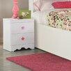 Brady Furniture Industries Trisha 2 Drawer Nightstand