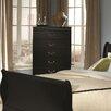 Brady Furniture Industries Malden 5 Drawer Chest