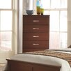 Brady Furniture Industries Ferndale 5 Drawer Chest