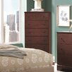 Brady Furniture Industries Inkster 5 Drawer Chest