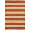 Oriental Weavers Riviera Orange/Ivory Area Rug