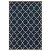 Oriental Weavers Riviera Navy/Ivory Geometric Area Rug