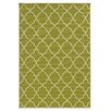 Oriental Weavers Riviera Green/Ivory Geometric Rug