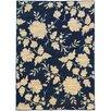 Oriental Weavers Jensen Blue/Beige Floral Area Rug
