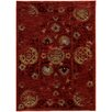 Oriental Weavers Agave Red/Gold Distressed Oriental Area Rug