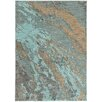 Oriental Weavers Agave Blue/Grey Abstract Area Rug