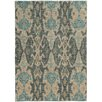 Oriental Weavers Agave Ivory/Grey Abstract Ikat Area Rug