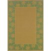 <strong>Oriental Weavers</strong> Lanai Beige/Green Palm Trees Outdoor Rug