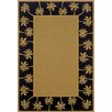 Oriental Weavers Lanai Beige/Black Palm Trees Outdoor Rug