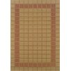 <strong>Oriental Weavers</strong> Lanai Beige/Red Outdoor Rug