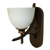 Whitfield Lighting Kelsey 1 Light Wall Sconce