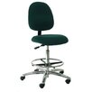 <strong>Mid-Back Bench Height Office Chair</strong> by Industrial Seating