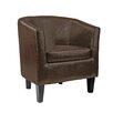 CorLiving Antonio Barrel Chair