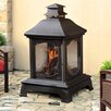 Sunjoy Harrison Outdoor Fireplace