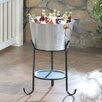 Sunjoy Alice Steel Beverage Tub