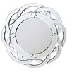 <strong>Contemporary Galaxy Wall Mirror</strong> by Howard Elliott