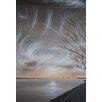 Kris Hardy Humber Sky Mocha Wall Art