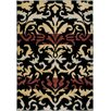 Rizzy Rugs Bayside Black Floral Area Rug