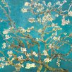 "<strong>""Almond Blossom"" Painting Print on Wrapped Canvas</strong> by Portfolio Canvas Decor"