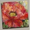 "Portfolio Canvas Decor ""Tropicana I"" Painting Print on Wrapped Canvas"