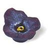 """Siro Designs Flowers 1.95"""" Pansy Knob"""