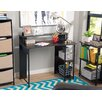<strong>Serena 2-Piece Computer Desk and Bookcase Set</strong> by Zipcode Design