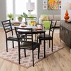 Zipcode Design 5 Piece Dining Set II