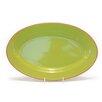 """Baum Costa Del Sol 18"""" Oval Platter"""