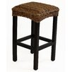 "Baum Banana Leaf 30"" Bar Stool"