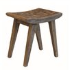 Baum Coconut Saddle Stool
