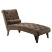 Wildon Home ® Velour Chaise Lounge