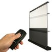 <strong>Elite Screens</strong> Kestrel Matte White Electric Projection Screen