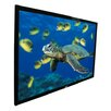 "CineWhite ezFrame Series Fixed Frame Screen - 135"" Diagonal"