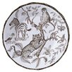 """Lynn Chase Designs African Inspirations 11"""" Dinner Plate (Set of 4)"""