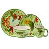 Lynn Chase Designs Parrotdise Dinnerware Collection
