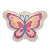 Homewear Linens Butterfly Dots Soap Dish